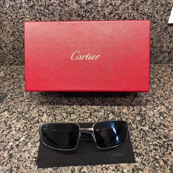 e5f0df490186 Cartier Other - Cartier Santos Galaxy Sunglasses